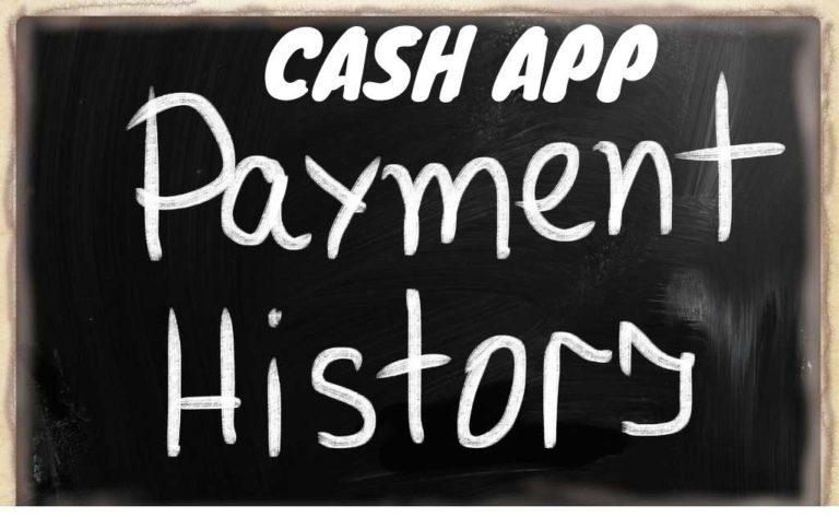 delete transaction history cash app